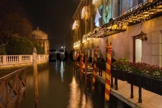 Night Venice