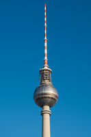 the tv tower in Berlin - television tower