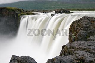 Godafoss, Wasserfall, Island