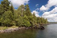 Vättern See in Schweden