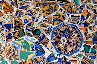 Spanien - Barcelona - Parc Güell von Gaudi