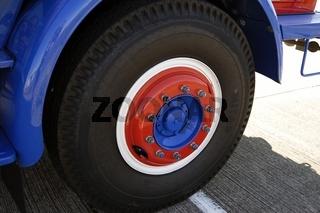 Nutzfahrzeug Detail 01