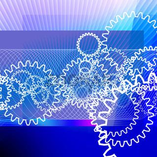 workflow - hintergrund-abstrakt-technologie