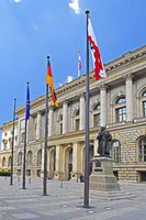 Preußischer Landtag und Berliner Abgeordnetenhaus, Senat von Ber