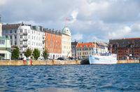 Havnegade in Copenhagen