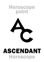 Astrology: ASCENDANT (Horoscope)