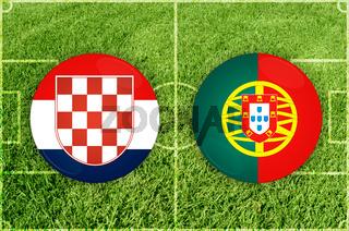 Croatia vs Portugal