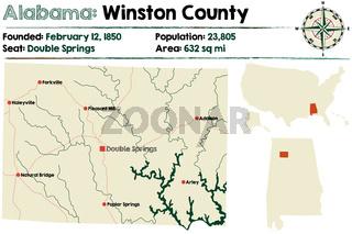 Alabama: Winston county