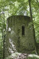 castle ruin Ehrenfels
