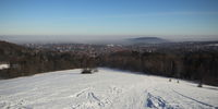 Goslar - Winterly panorama