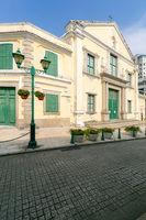 st. augustine Church Macau