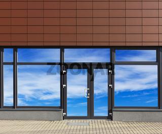 Sky windows office