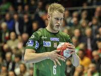 handball player Matthias Musche (SC Magdeburg)