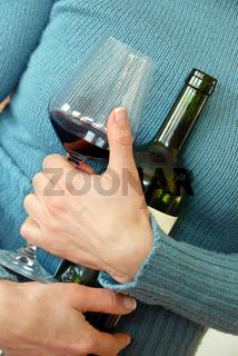 Wine fan