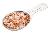 tablespoon of coarse Himalayan salt