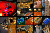 Jazz Collage
