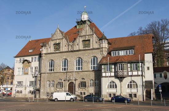 Townhall, Bergisch Gladbach, Germany