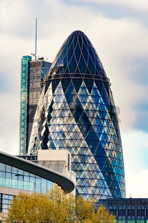 Londons Wolkenkratzer