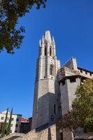 Basilica of Sant Feliu (Iglesia de San Felix) in Girona