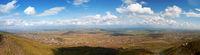Alazani Valley panorama