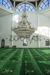 Moschee in Sanski Most, Bosnien