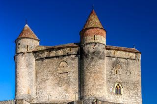 Small Swiss castle