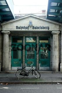 Bahnhof Babelsberg