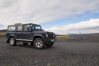 Iceland, on the way on Sprengisandur