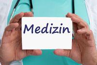 Medizin Medikamente Rezept krank Krankheit Arzt Doktor