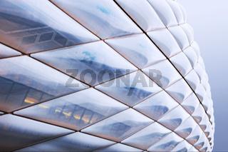 Allianz Arena, München, Bayern, Deutschland