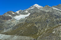 Peak Dent Blanche, Zermatt, Valais, Switzerland