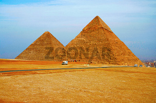 Pyramids, It is the oldest of the Seven Wonders of the Ancient World and the only one to remain largely intact