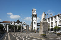 Church of Ponta Delgada