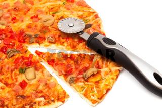 pretty tasty pizza