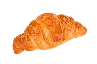 croissant filled with ham and cheese