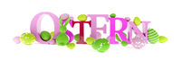 the word easter in german language