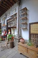 Casas de los Balcones, La Orotava, Teneriffa, Kanarische Inseln,