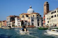 At Canal Grande, Venice