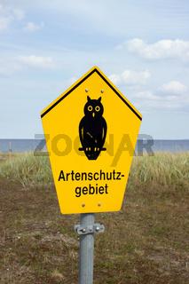 Artenschutz 001. Deutschland