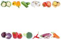 Gemüse Textfreiraum Copyspace frische Tomaten Paprika
