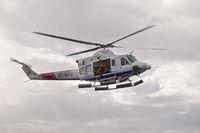Faeroes, helicopter windlassing training