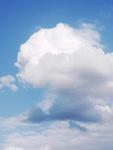 dicke Wolke