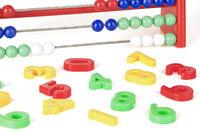 multicolored numerics