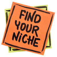Find your niche advice or reminder