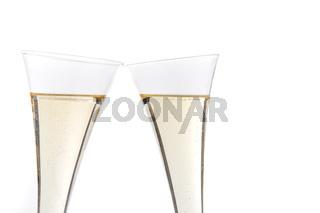 Champgner Gläser