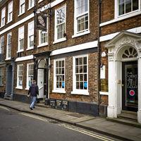 Guy Fawkes Geburtshaus