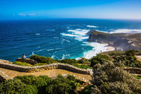 The Cape Peninsula south of Cape Town