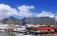at Waterfront in Cape Town, South Africa