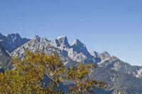 autumn in Karwendel mountains