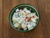 Nar salati